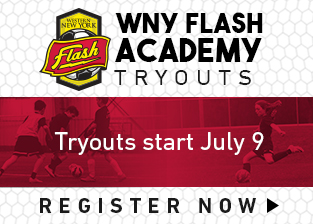 2016 WNY Flash Academy Tryouts