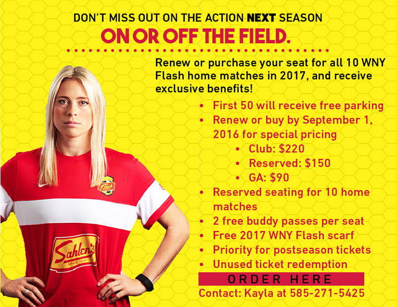 Season Ticket Renewal
